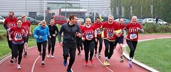 Doe mee aan een sponsorloop voor MS Vereniging Nederland