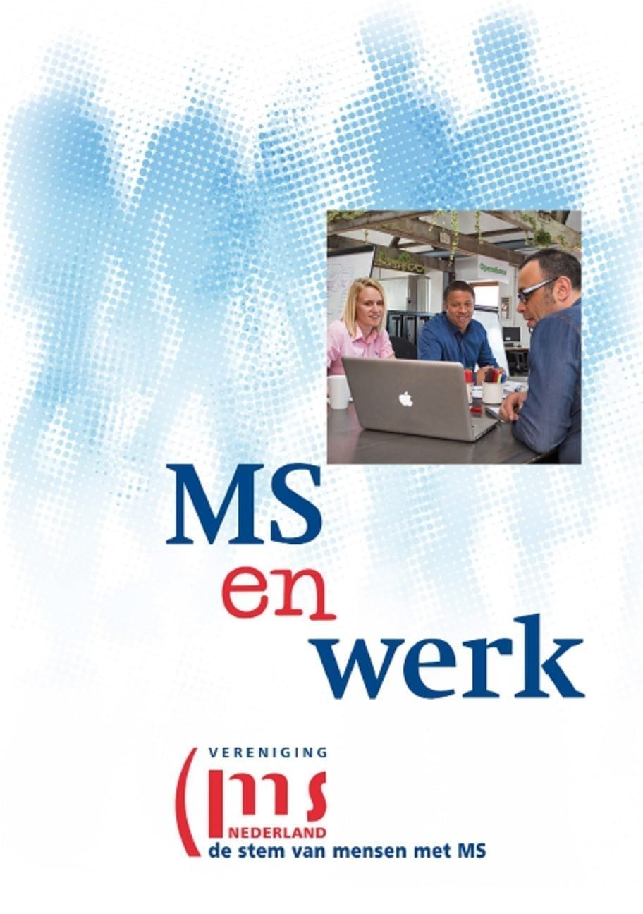 Brochure MS en werk