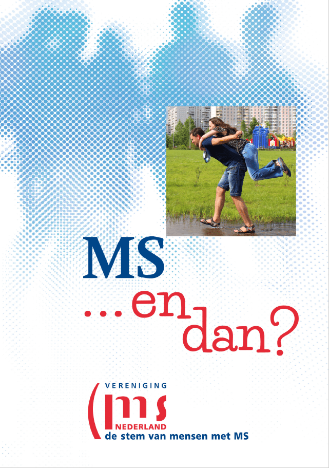 Brochure 'MS en dan'