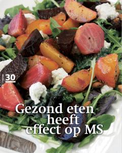Gezond eten heeft effect op MS - MenSen 3 2018