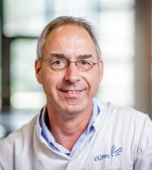 Fysiotherapeut Marc Rietberg