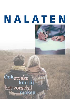Brochure Nalaten