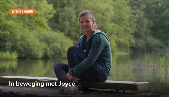 In beweging met Joyce