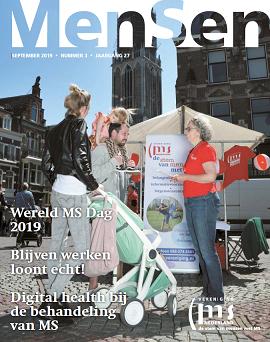 Ledenmagazine MenSen: Wereld MS Dag 2019