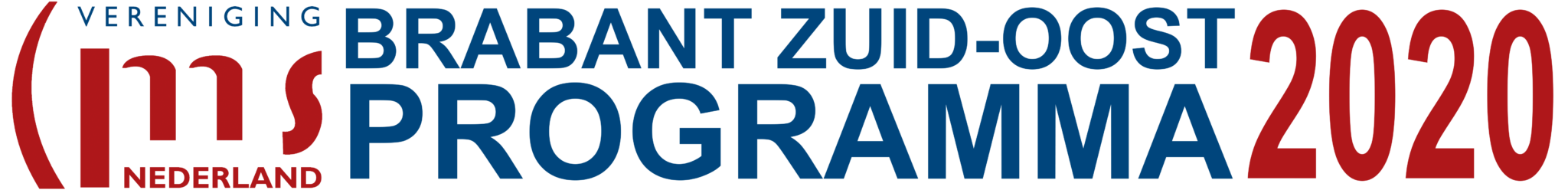 MSVN Brabant Z-O Agenda 2020