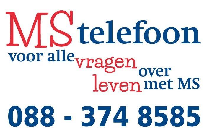 Bel De MS-telefoon