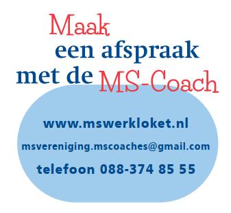 Afspraak MS-coach